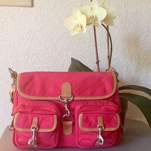 Cute J. Crew Nylon Handbag
